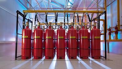 Системы пожаротушения 16-9