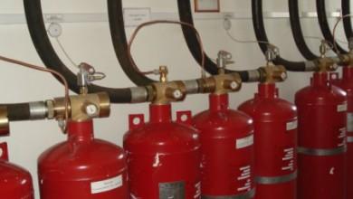 Газовое пожаротушение. Состояние и перспективы