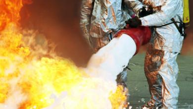 Тушение диоксидом углерода пожаров в вертикальных стальных резервуарах с нефтью и нефтепродуктами