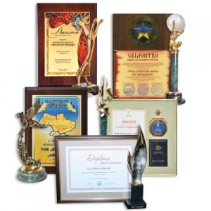 Награды и лицензии