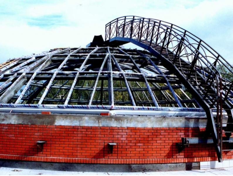 Реконструкция спортивно-оздоровительного комплекса Дружба