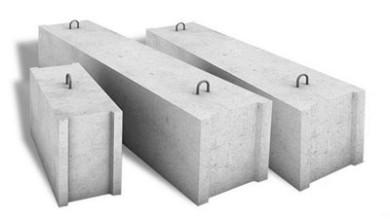 Фундаментные блоки стеновые (ФБС)