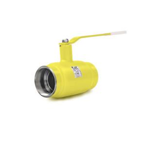 шаровый кран газ