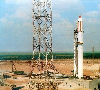 2.Объекты ракетно-космической инфраструктуры