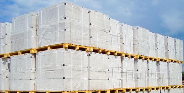 3.Газосиликатные блоки