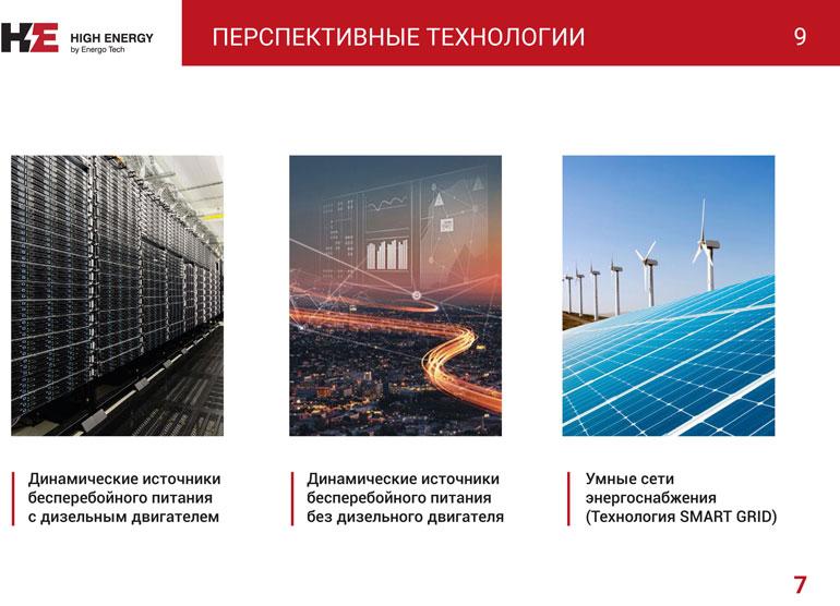 Презентация HIGH ENERGY КС-ГРУПП-9